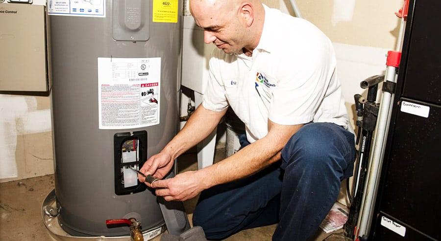 Can You Run A Water Heater With One Element Home Inspection Insider
