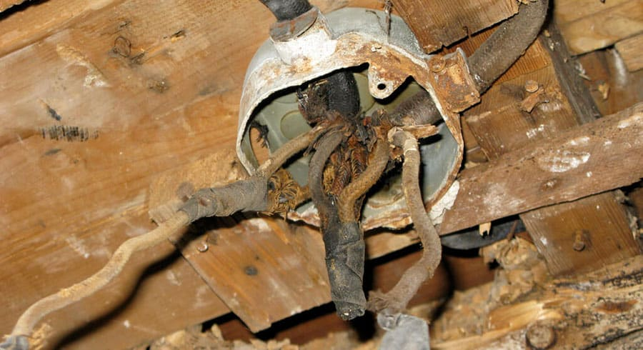 How Long Does Electrical Wiring Last In A Home Home Inspection Insider