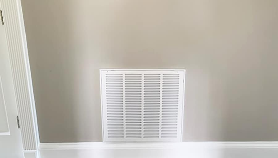 10 Ways To Hide Your Return Vent Without Blocking Airflow Home Inspection Insider
