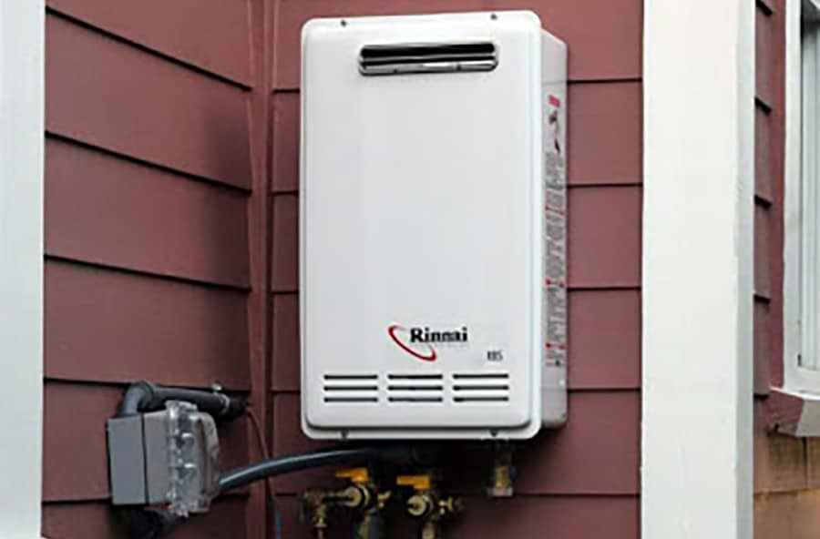Can Water Heaters Be Installed Outside What You Should Know Home Inspection Insider